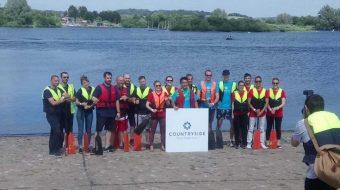 TCC goes Boat Racing