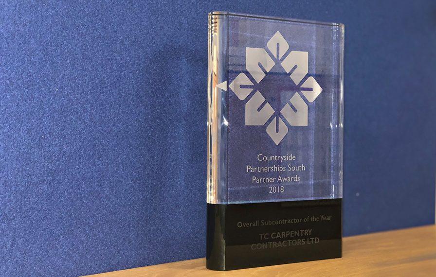 Countryside Partnerships South Awards